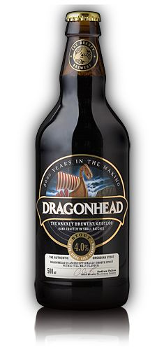 Dragonhead beer  mxm