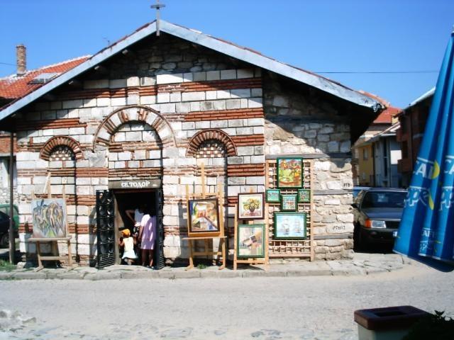 Nessebar, Bulgaria.  http://www.worldheritagesite.org/sites/nessebar.html