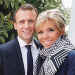 """838 Likes, 25 Comments - Emmanuel et Brigitte Macron (@emmanueletbrigittemacron) on Instagram: """"Le couple Macron le 3 février ♥️ Bon dimanche ! Photo bestimage // @svaliela  #EmmanuelMacron…"""""""