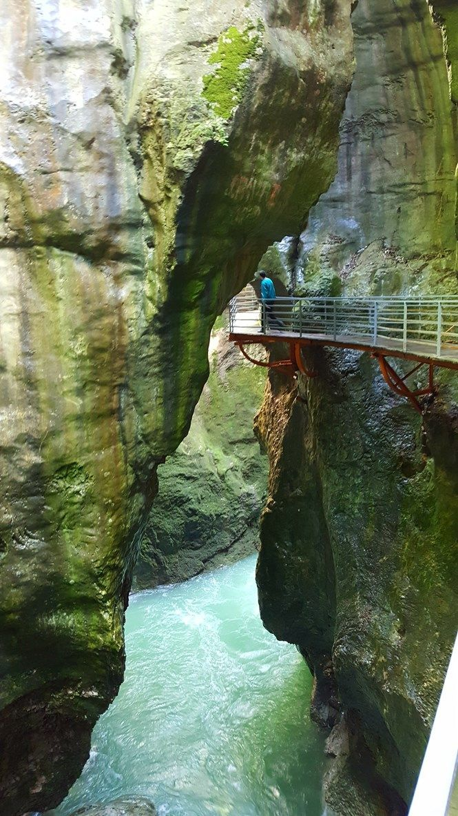 French Alps Trip Report: Gorge Du Fier