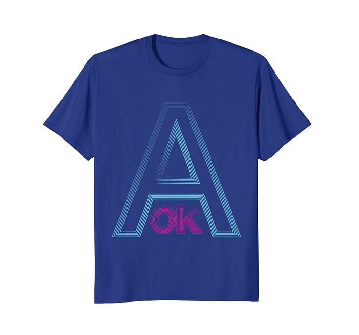Amazon.com: A Ok Modern Inspirational T-Shirt by Scar Design. #modern #inspirational #happy #ok #typography #tshirt #tshirts #tee #kids #family #shirts #style #fashion #gifts #giftideas #giftsforher #blue #swag #giftsforhim #life #love #streetwear #campus #apparel #tshirtdesign #amazon #easter #scardesign #cool #awesome #thursday #tbt #living #girlboss #instagram #spring #luxury #music #outfits #unique #wow #pinterest