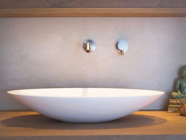 Badkamermeubel met waskom middelkoop badkamers culemborg
