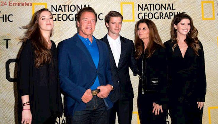 Arnold Schwarzenegger reunites with ex Maria Shriver
