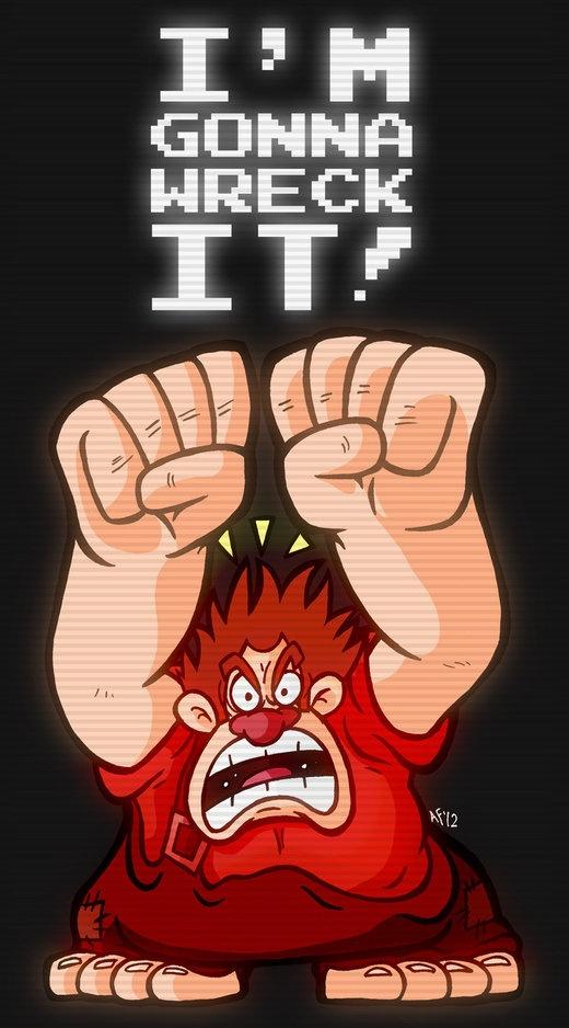 Wreck-It Ralph #iPicTheaters