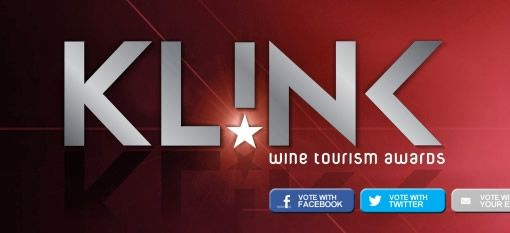 Countdown to the first ever Klink Wine Tourism Awards