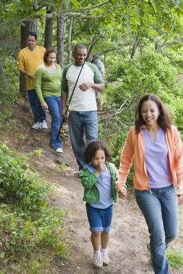 Hiking Trails for Children Near Johnson City, Tennessee - http://www.amazingfitnesstips.com/hiking-trails-for-children-near-johnson-city-tennessee