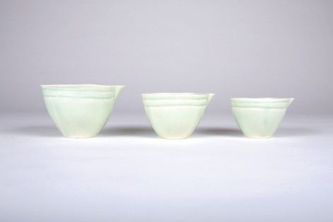 Celebrate Australia Day at @Matt Valk Chuah Design Keeper with Australian Made/ Australian designed product  Set of 3 mixing bowls $55  Handmade in the Blue Mountains NSW http://www.thedesignkeeper.com.au/product-category/the-decorator-homemaker/