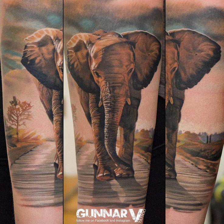 Elephant Tattoo | Best Tattoo Ideas Gallery