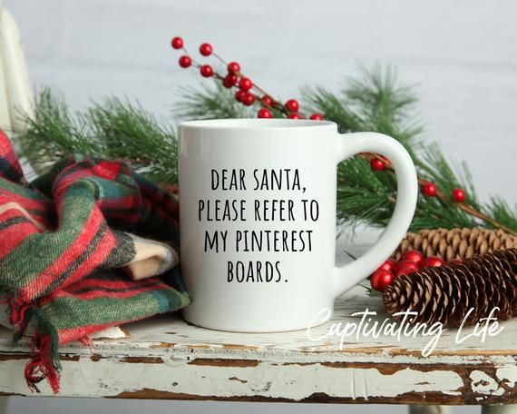 A Totally Brilliant Gift Idea For Yourself To Make Your Santas Laugh Best Christmas Meme Gift Funny Christmas Gifts Christmas Gifts For Mom Christmas Mugs
