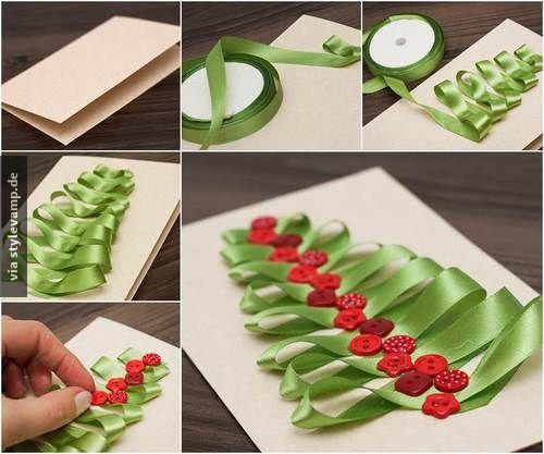 DIY Geschenkkarte