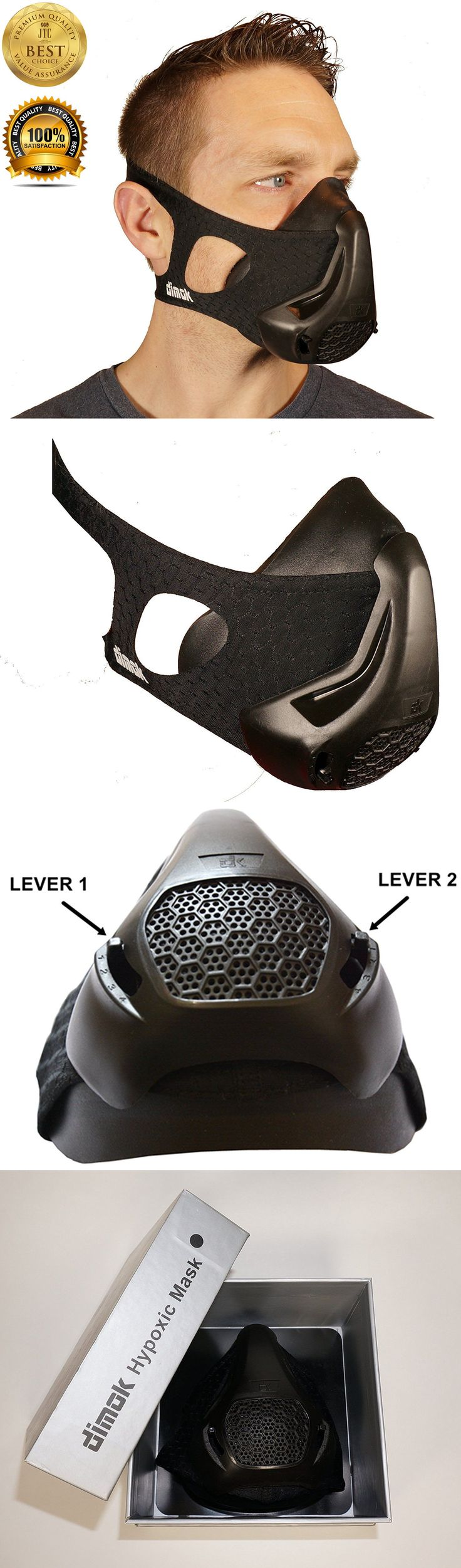Elevation Training Masks 179787: Training Gear Mask Exercise Equipment Mma Fitness Running High Altitude Workout -> BUY IT NOW ONLY: $69.99 on eBay!