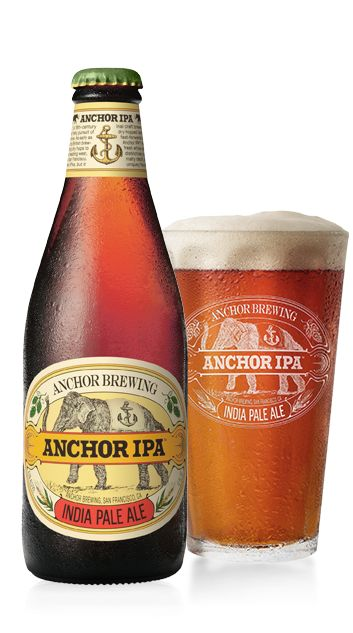 IPA | Best Craft India Pale Ale from Anchor