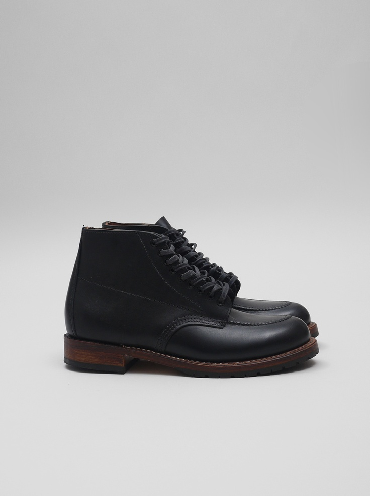 Red Wing Beckman Boot Black | Present London