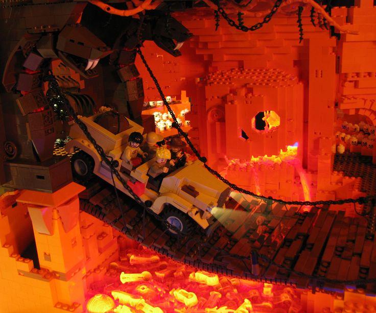 Lego Indiana Jones Ride
