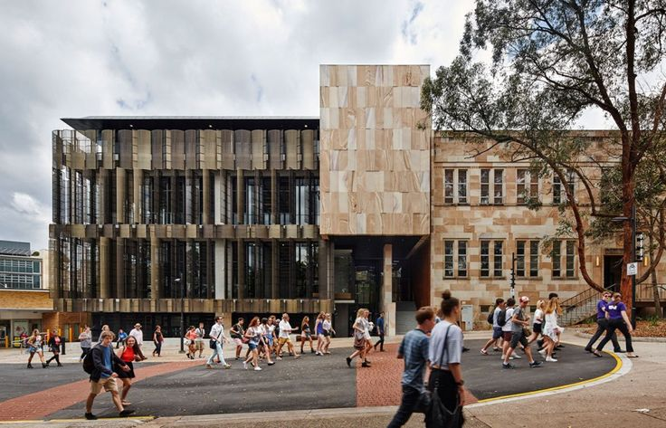 University of Queensland Global Change Institute / HASSELL Sustainability and Detailing
