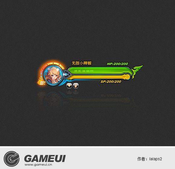 【原创】GAMEUI三期作业[作业] |...