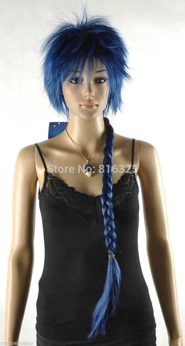 БЕСПЛАТНО P & P>>>>> New! Sexy lady длинные косы парик