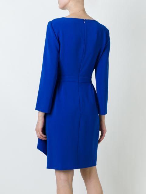 Boutique Moschino платье с оборками