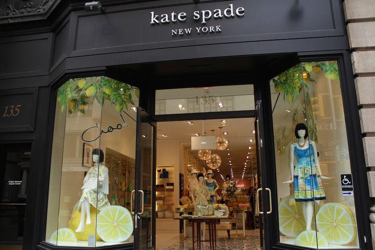 Britt Browne Lemons for Kate Spade NY