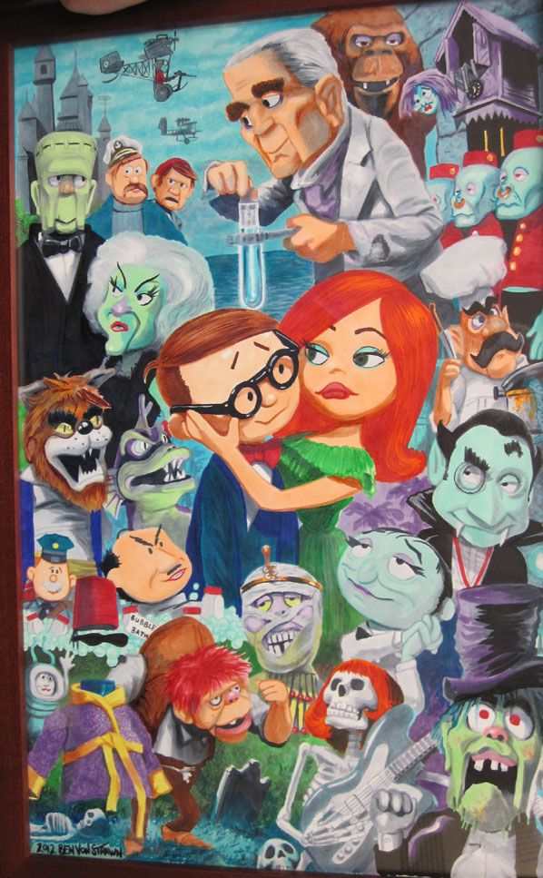 252 best Rankin/Bass Films images on Pinterest | Monster party ...