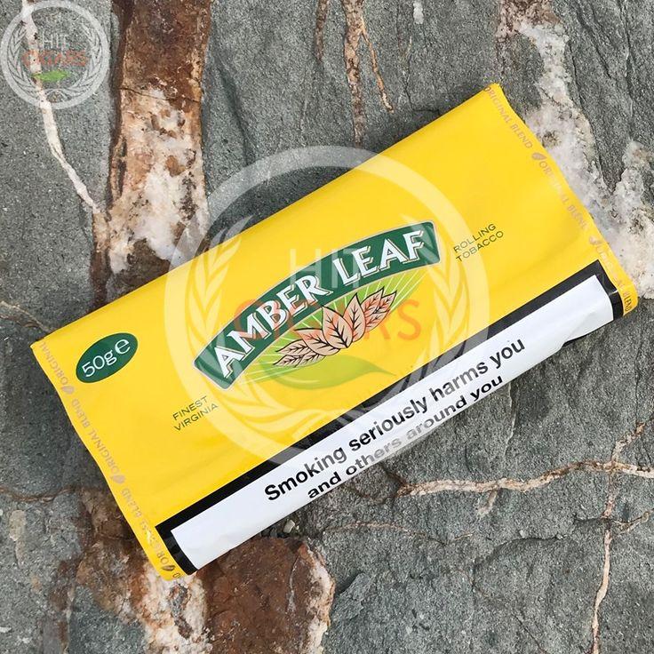 Hand Rolling Tobacco Amber Leaf Original (50g) Tobacco
