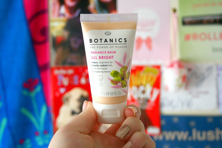 Botanics Radiance Balm ♡ ~ Keep Dreaming ♡