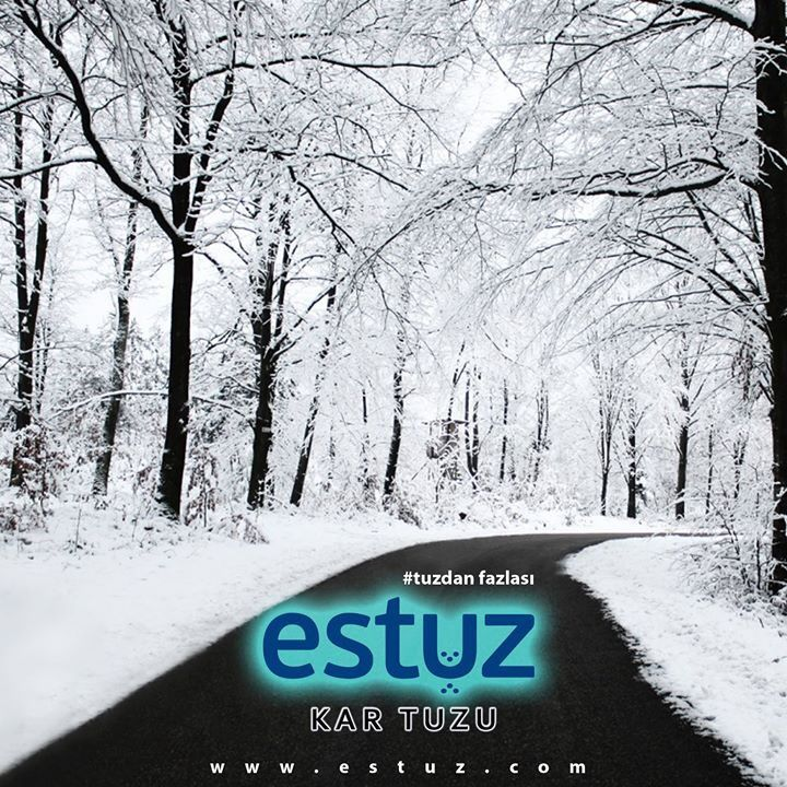 Karlar düşer ama siz asla... Kış geliyor, hazırlıklar başlasın... #tuzdanfazlası #estuz #tuz #salt #saltofturkey #kar #soğuk #kış #snow #deicing