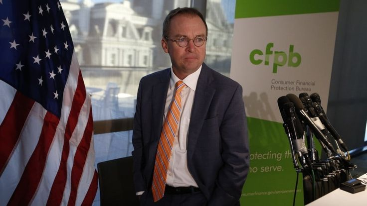 People defenseless not that Trump administration strips consumer watchdog office of enforcement powers in lending discrimination cases
