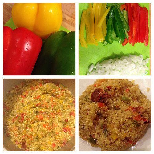 D a 26 qu noa saludableatiemp una receta muy f cil - Comida vegetariana facil de preparar ...