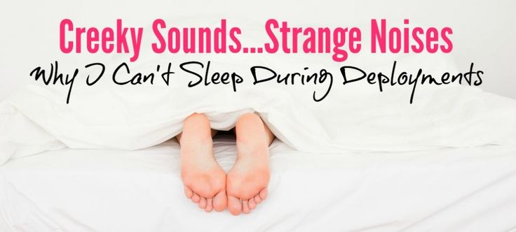 Army Wife 101 | A Few Stupid Reasons I Can't Sleep During Deployments, Duty and TDY's! | http://armywife101.com