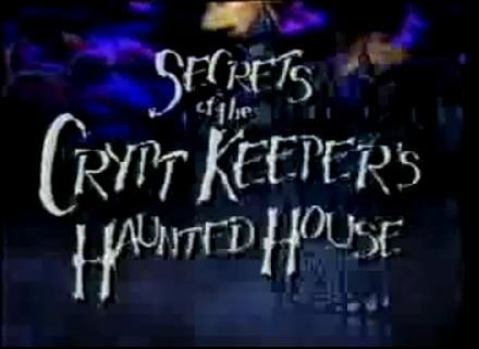 Induction #81 - Secrets of the Cryptkeeper's Haunted House