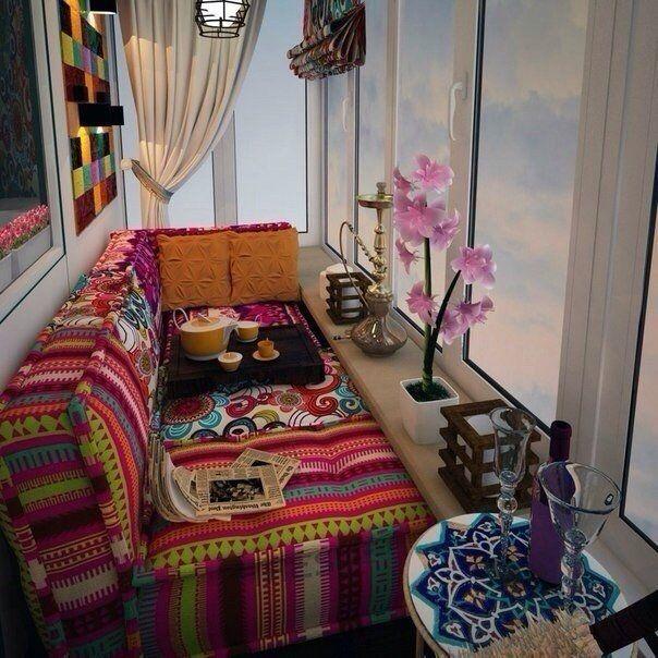 Новая жизнь вашего балкона: нестандартные идеи для ремонта - Лайфхакер