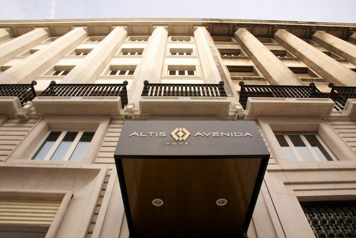 Hotel Altis Avenida - Lisboa