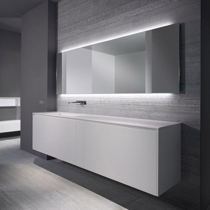 Badeværelsesmøbler med  skydedøre i top kvalitet MADE IN ITALY