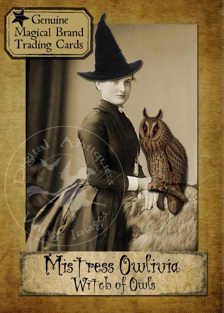 mistress owlivia - Halloween Witchcraft