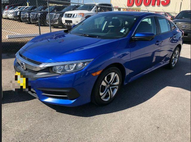 2016 Honda Civic Sedan For Sale Under 3000 In Houston Texas Tx Civic Sedan Honda Civic Sedan Honda Civic 2016