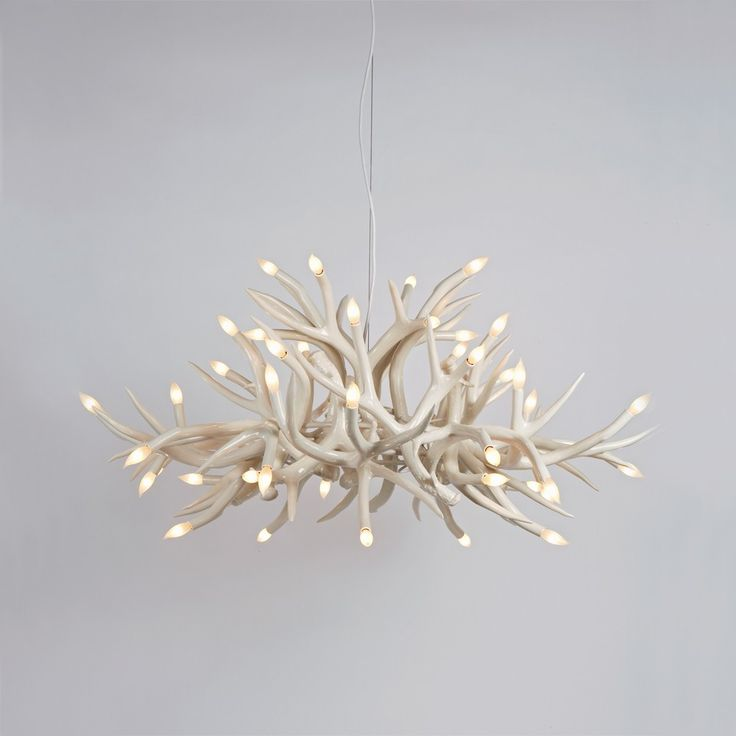 Superordinate Antler Chandelier Collection