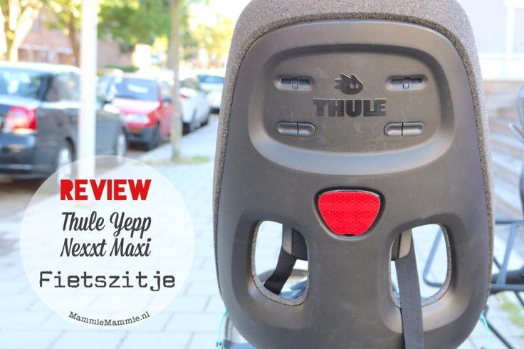 Review | Fietszitje Thule Yepp Nexxt Maxi of Yepp Maxi?