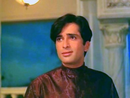 Actor, Shashi Kapoor #Bollywood ....Hubby sure looks like him ..i think!..LOL