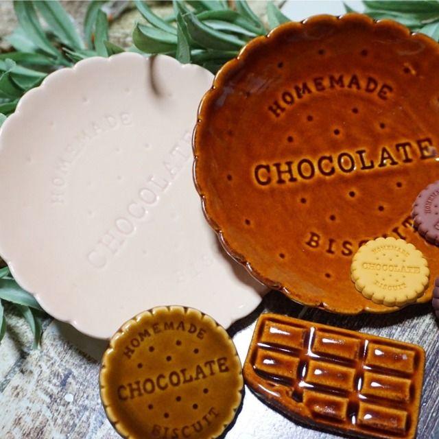 100均で可愛いꔛチョコレートプレート 暮らしニスタ チョコレート 100均 プレート