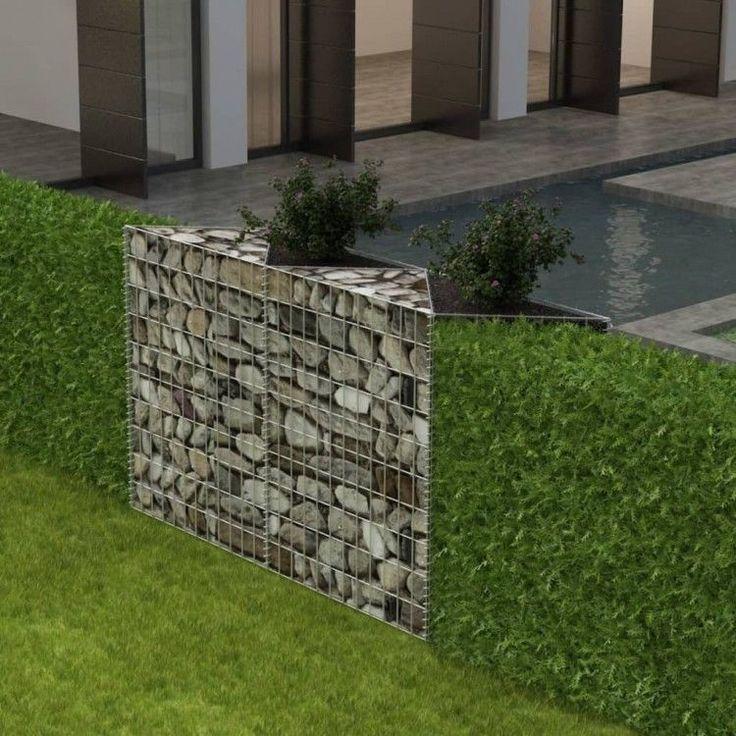 eBay SALES home_garden_discounts Gabion Basket Planter
