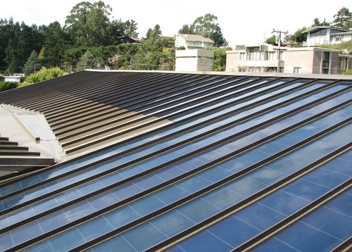 Self Adhesive Thin Film Photovoltaic Solar Strips Were
