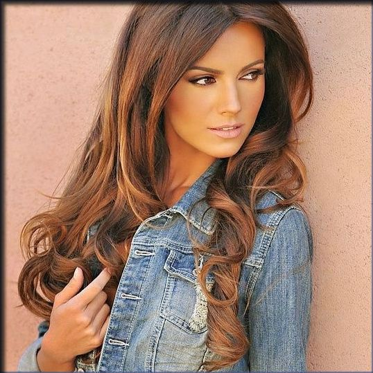 452 best hair highlights images on pinterest hairstyles rose caramel highlight pmusecretfo Images