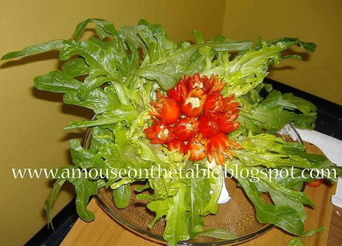 centrotavola_peperoncini | Centerpiece with chili | Flickr