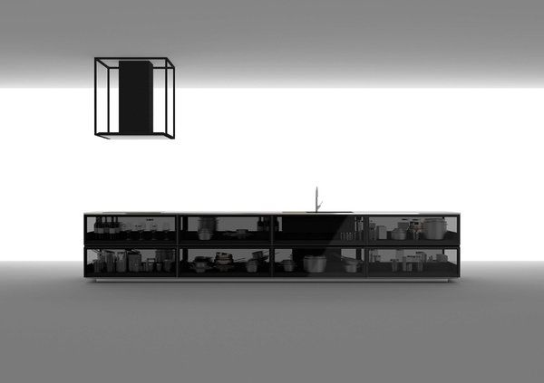 Launch of the transparent kitchen FINESSE designed by Yoshioka Tokujin -TOYO KITCHEN STYLE