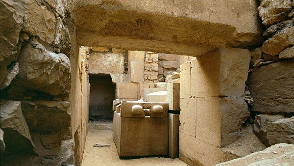 Čeští egyptologové objevili hrobku neznámé královny