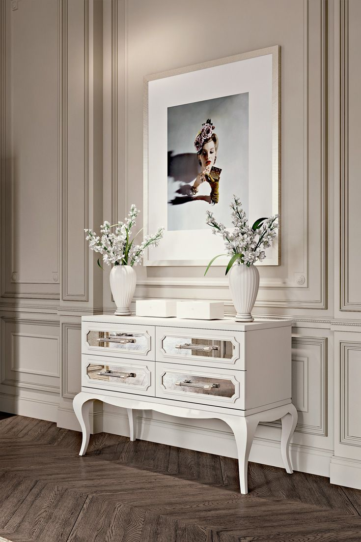 Best High End Modern Mirrored Chest Of Drawers In 2020 640 x 480