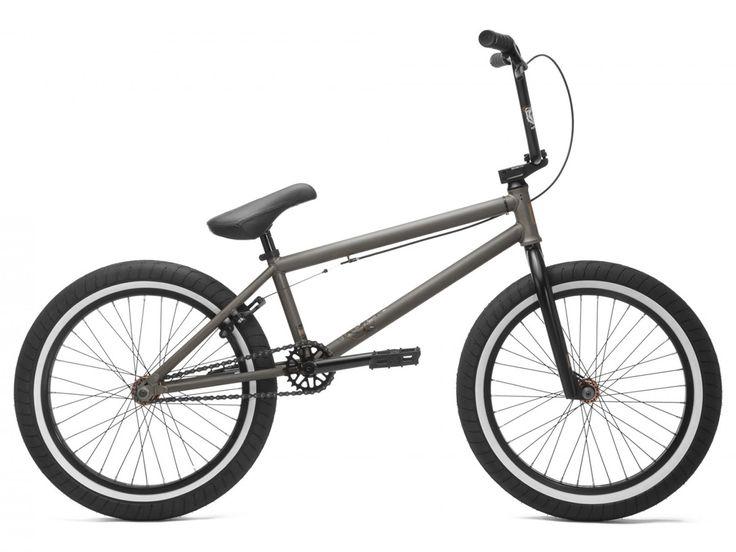 "Kink Bikes ""Whip"" 2017 BMX Bike - Matte Raw | kunstform BMX Shop & Mailorder - worldwide shipping"