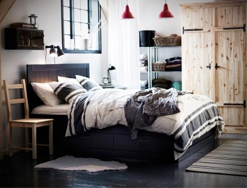 1000 ideas about ikea duvet on pinterest duvet covers duvet and paint headboard. Black Bedroom Furniture Sets. Home Design Ideas