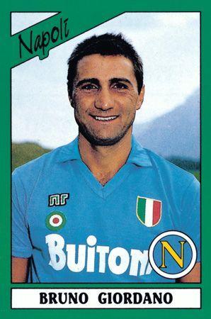 Bruno Giordano ELNAPLE 1926 Fan Shop T-Shirt for the fan of Napoli